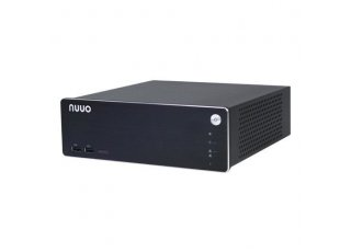 NUUO NVR Solo NS-2080 pre 8 IP kamier