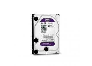"WD10PURX 1000GB WD Purple™ 3.5"" Serial ATA III. 64MB cache IntelliPower"