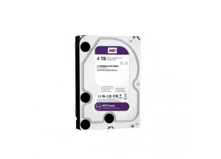 "WD40PURX 4000GB WD Purple™ 3.5"" Serial ATA III. 64MB cache"