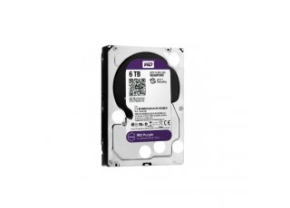 "WD60PURX 6000GB WD Purple™ 3.5"" Serial ATA III. 64MB cache"