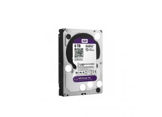 "WD6NPURX 6000GB WD Purple™ NV 3.5"" Serial ATA III. 64MB cache"