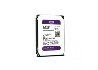 "WD80PUZX 8000GB WD Purple™ 3.5"" Serial ATA III. 128MB cache"